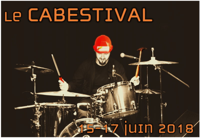 Affiche Cabestival